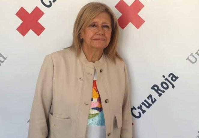 Cruz Roja Española lamenta la pérdida de la presidenta provincial de Ciudad Real, Amparo Messía de la Cerda Ballesteros
