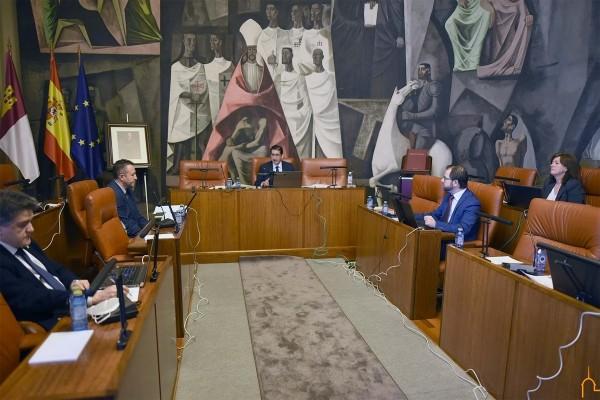 Consenso y acuerdo en la primera reunión de la Comisión para la Recuperación Socioeconómica de la Provincia