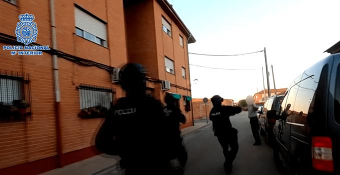 La Policía Nacional detiene  al líder  de un grupo yihadista cuyos miembros se auto definían como los soldados invisibles de DAESH