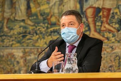 García-Page presenta el Plan de Traslado del Hospital Universitario de Toledo que priorizará la calidad asistencial en la prestación de servicios