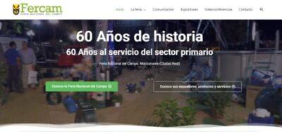 Fercamvirtual.es supera las 3.000 visitas de 85 países en su estreno