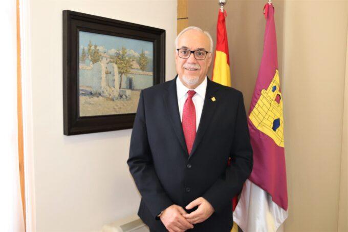 """Julián Nieva, alcalde de Manzanares: """"Fercam deberá seguir haciendo historia"""""""
