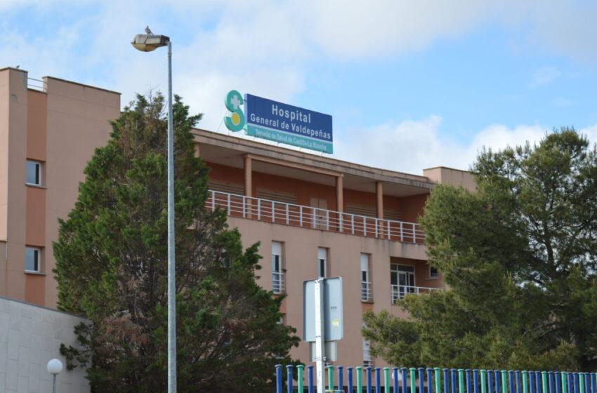 Descienden a 3 los pacientes ingresados por COVID-19 en el Hospital General de Valdepeñas