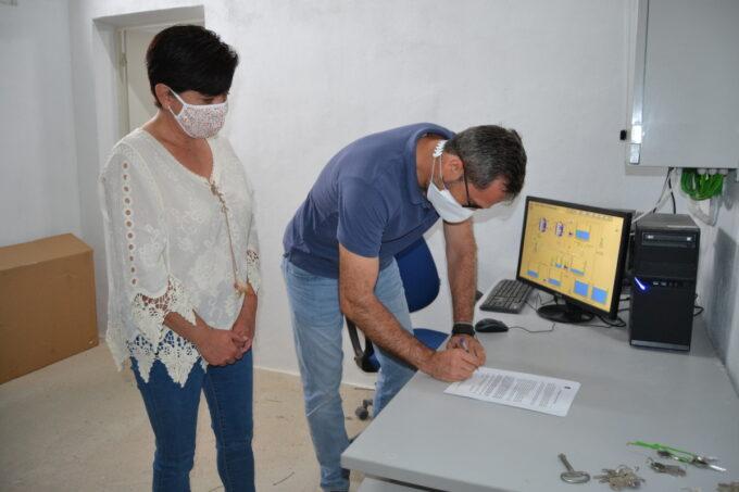 Torre de Juan Abad recepciona las obras de la nueva ETAP con la que se garantiza un abastecimiento de calidad