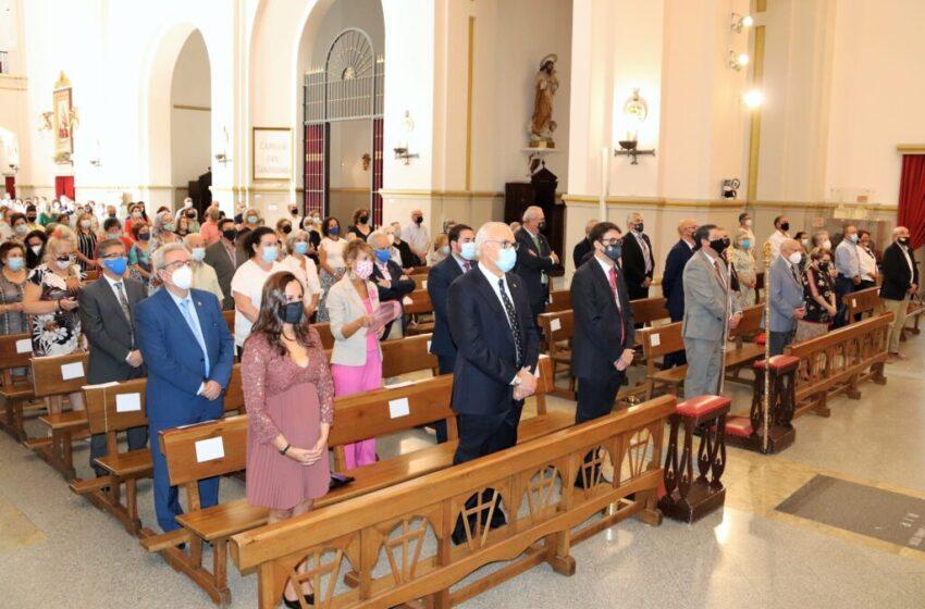 Función Solemne en honor a Nuestro Padre Jesús del Perdón en Manzanares