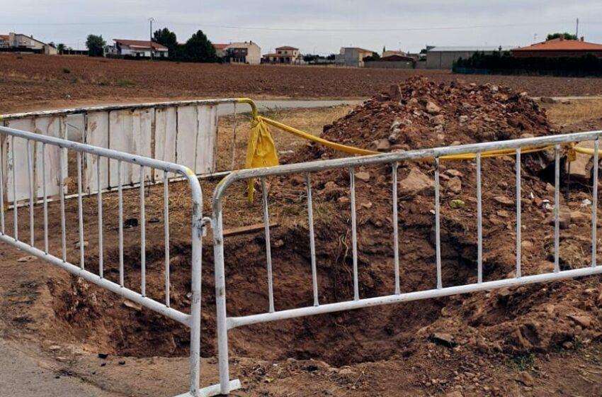 El  Ayuntamiento de Granátula ha instalado válvulas de gestión del agua potable en todo el pueblo