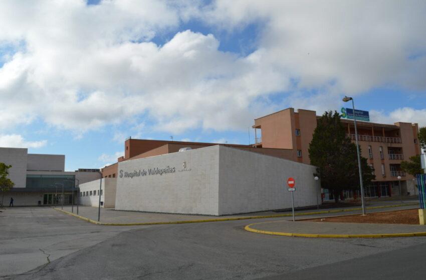 Aumentan a 4 los ingresados por COVID-19 en el Hospital General de Valdepeñas