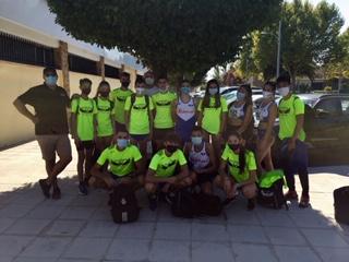 Ivan Rivero del Valdepeñas Athletics Club consigue la mínima para el Campeonato de España