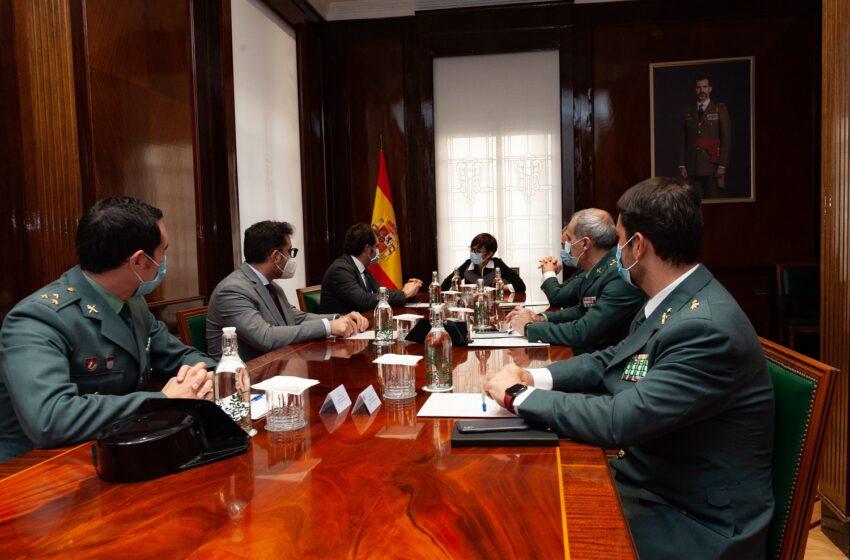 La Guardia Civil y la Conferencia Española de Consejos Reguladores Vitivinícolas firman un protocolo de actuación para la prevención y lucha contra el fraude