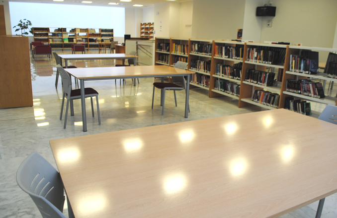 La biblioteca al 30% de su aforo y museos de Valdepeñas abren en nivel 1