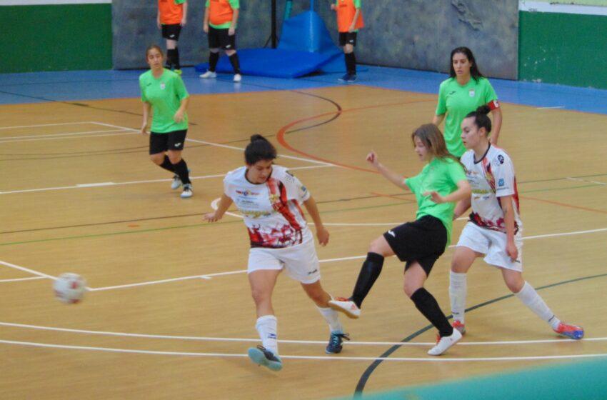 Vuelve el Fútbol Sala Femenino en Competición Oficial a Valdepeñas