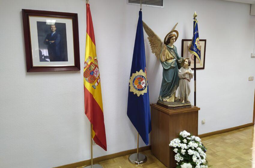 La Policía Nacional hace entrega de 20 condecoraciones al mérito policial en Ciudad Real