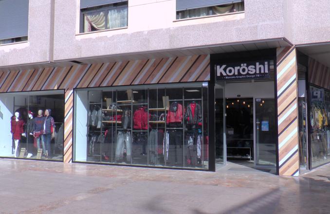 Abre sus puertas en Valdepeñas Koröshi