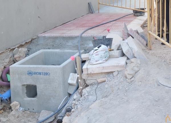 La Diputación concede 50.000 € a Almodóvar del Campo para la renovación de su red de agua potable