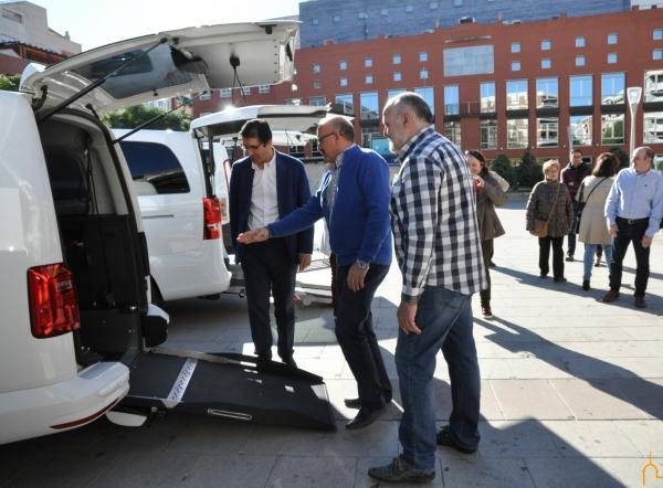 La Diputación destina ayudas para la adaptación de taxis a personas con movilidad reducida