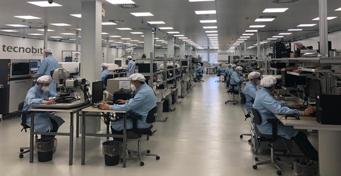 Tecnobit – Grupo Oesía potencia sus capacidades tecnológicas en el sector Espacial