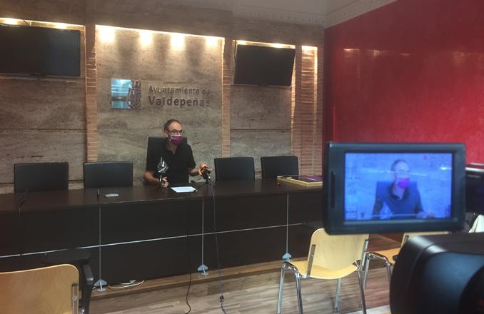 Luis Benítez: El Sr. Martín miente y engaña