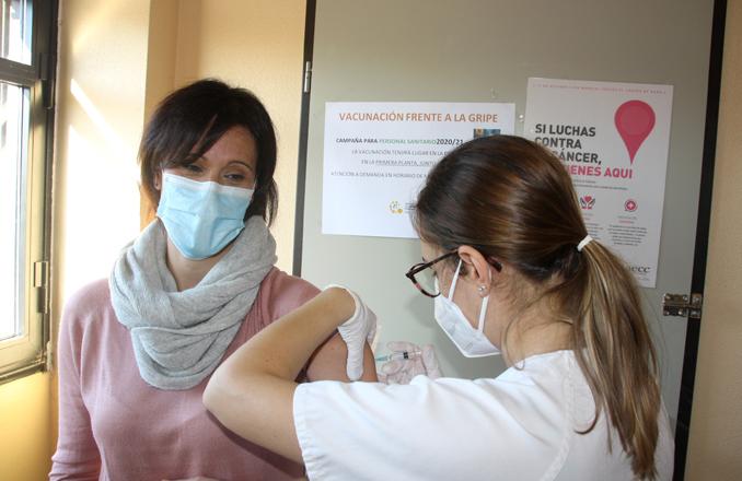 El Gobierno de Castilla-La Mancha distribuye 126.400 vacunas contra la gripe en la provincia de Ciudad Real, un 18% más que la pasada campaña