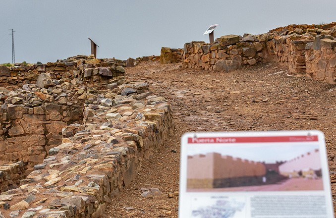 Valdepeñas propone visitas guiadas el Sábado Santo al yacimiento íbero Cerro de las Cabezas