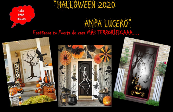 El AMPA del Lucero tiene preparadas varias actividades para esta semana de Halloween