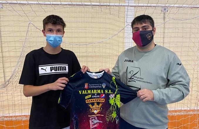 Nuevo fichaje del Quijote Futsal