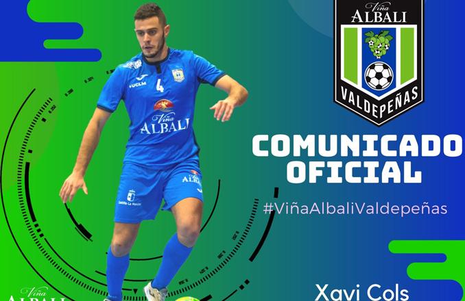 Comunicado oficial sobre el estado de Xavi Cols