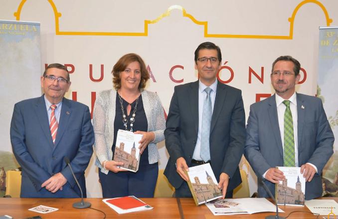 Caballero reconoce el enorme esfuerzo de la Asociación Cultural Amigos de la Zarzuela por dotar a La Solana de proyección internacional