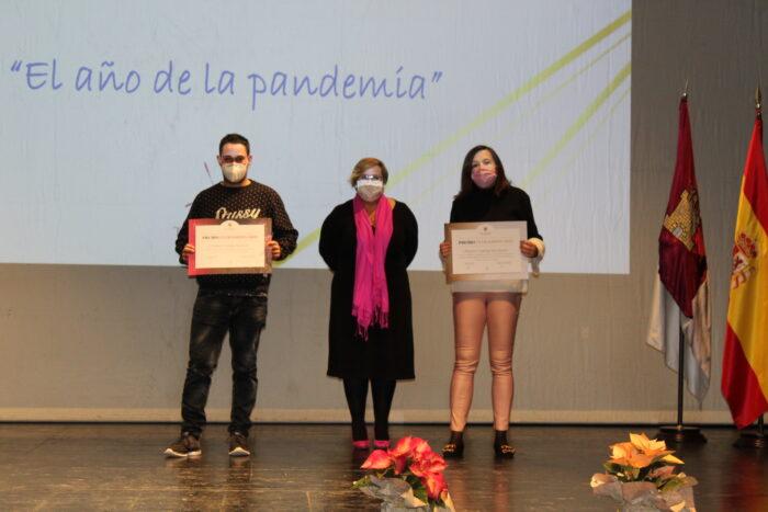 Premios a la Excelencia Educativa entregados en Campo de Criptana