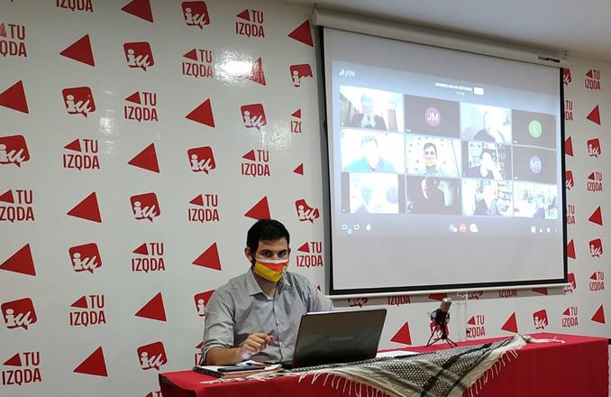 IU Valdepeñas inicia el proceso debate en la XII Asamblea Federal