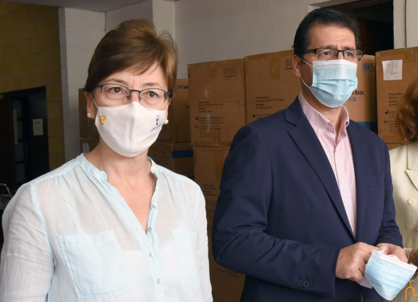 La pandemia eleva a más de 5.000 las familias de la provincia que han solicitado ayudas de emergencia