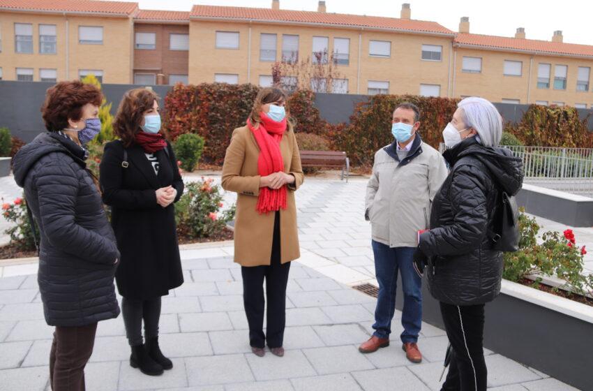 El Ayuntamiento de Manzanares atiende las demandas del barrio de San Blas