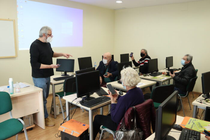 Taller «CapacitaTIC +55»