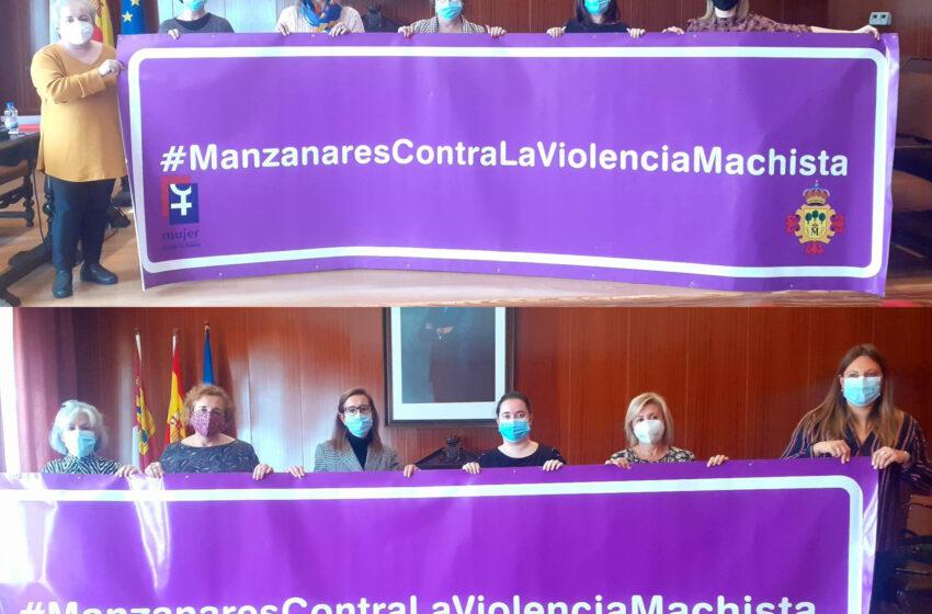Manzanares volverá a mostrar su rechazo a la violencia de género el 25N