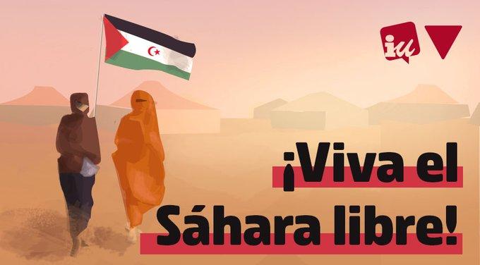 Izquierda Unida de Valdepeñas condena la violación al alto el fuego que Marruecos está llevando a cabo contra el Pueblo Saharaui