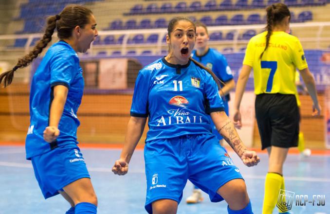 4-1| Las guerreras azulonas siguen venciendo