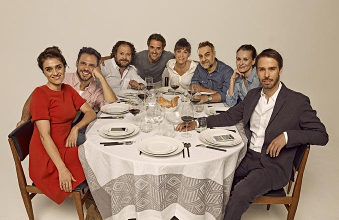 La versión teatral de la película 'Perfectos desconocidos' llega a Valdepeñas el jueves 3 de diciembre
