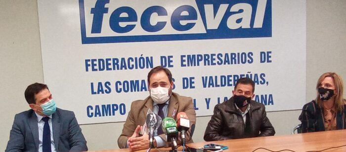 Encuentro del PP con Feceval