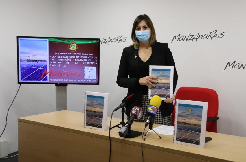 'Manzanares, ciudad de las energías renovables'
