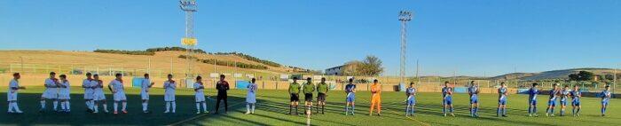 Primera victoria de la temporada: C.D. Valdepeñas-1/Manzanares C.F.-0