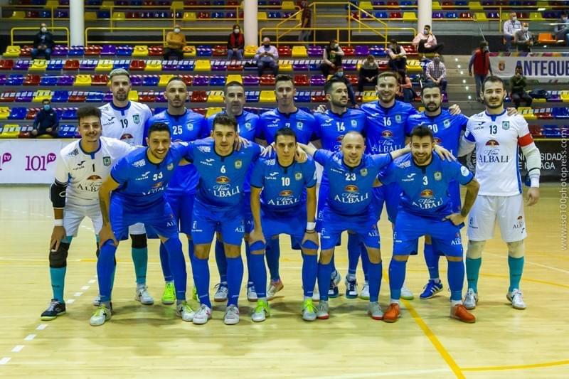 El Viña Albali Valdepeñas paraliza los entrenamientos por un positivo de Covid-19 dentro del equipo