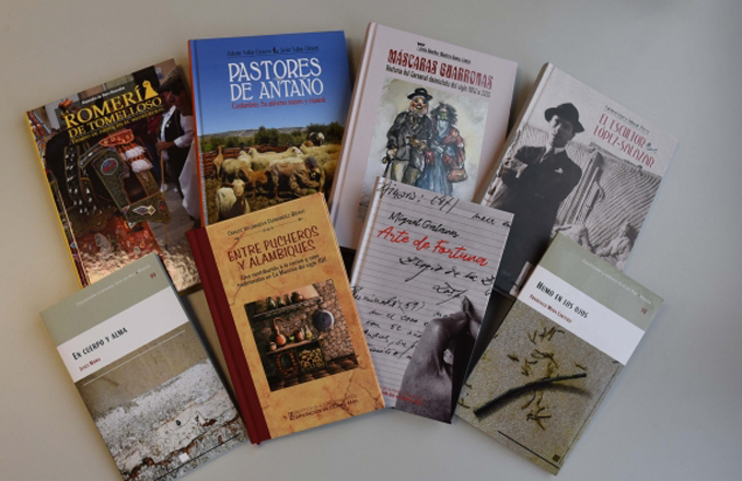 Los nuevos libros de la Biblioteca de Autores Manchegos abordan etnografía, gastronomía, fiestas populares, arte y poesía
