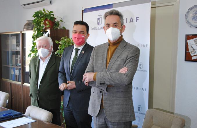 'La Nava' de Valdepeñas recibe una inyección de 900.000 euros para la investigación del ovino manchego