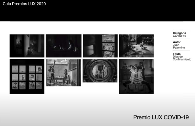 Juan Palomino gana uno de los Goya de la fotografía profesional de España