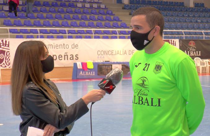 José Ruiz: «Se echa mucho de menos a la Marea Azulona»