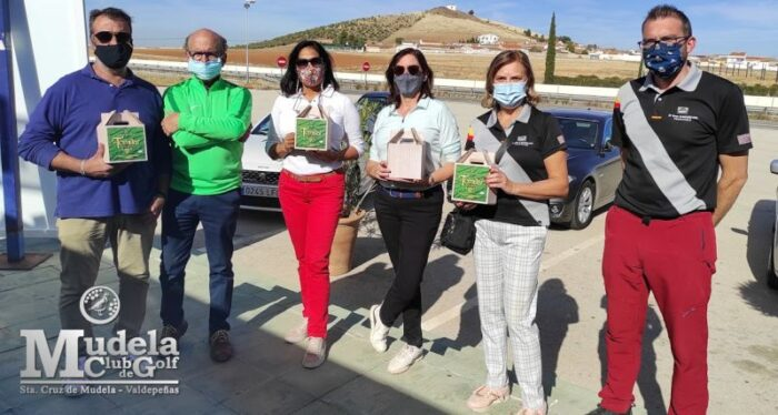 VII Torneo Social 2020 del club de Golf Mudela