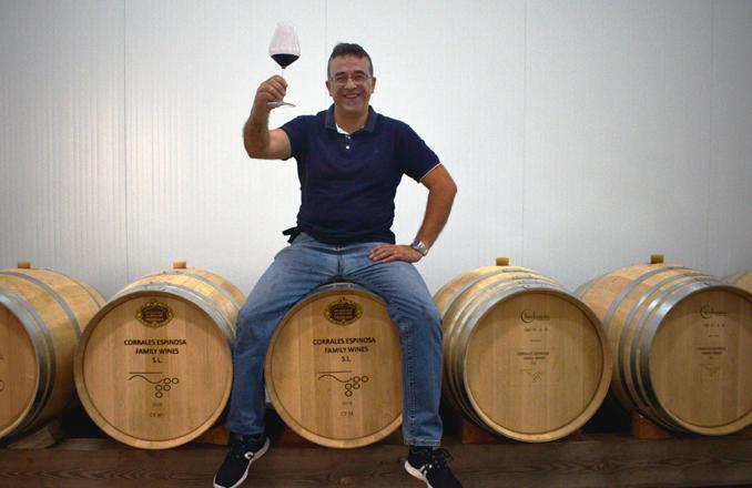 """""""TASTED"""" sitúa a """"José Manuel Corrales viñas viejas tempranillo"""" como el mejor 2018 de España"""