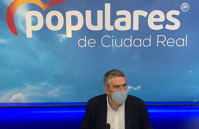 Rodríguez denuncia que el Presupuesto Regional de Page vuelve a dejar en la estacada a Valdepeñas