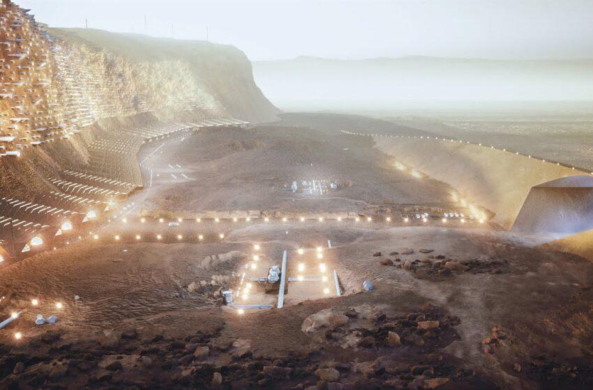 «Nüwa, la futura ciudad de 1 millón de habitantes en Marte» con Miquel Sureda  –  LA FÁBRICA DE LA CIENCIA «CONTENIDO EXTRA»