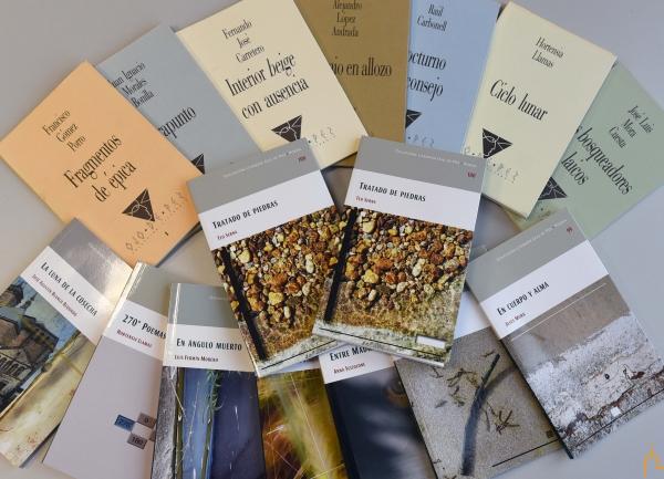 La colección literaria de la BAM «Ojo de Pez» alcanza su número 100 con la obra «Tratado de piedras»