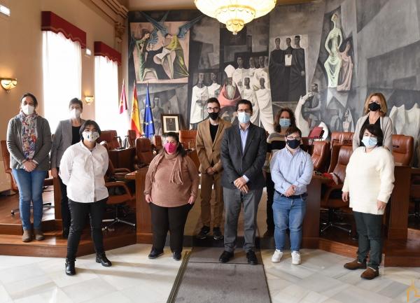 La Diputación ha acogido esta mañana un acto para conmemorar el Día Internacional de las Personas con Discapacidad